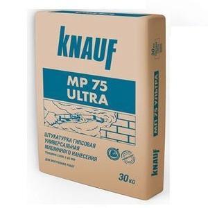 KNAUF Штукатурка МР-75