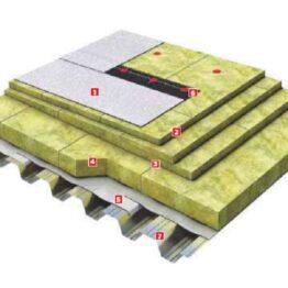 Базальтовый утеплитель утеплитель Техноруф В60 Оптима-1