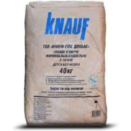 Гипс формовочный Knauf