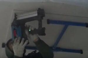Газовый гвоздезабивной пистолет Toua