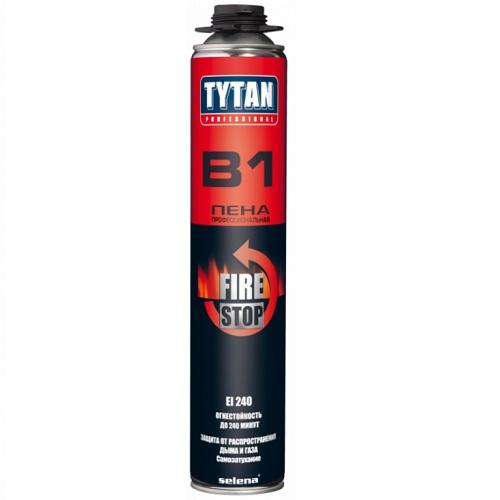 Пена противопожарная Tytan