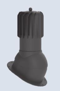 Поворотный дифлектор (вентвыход)